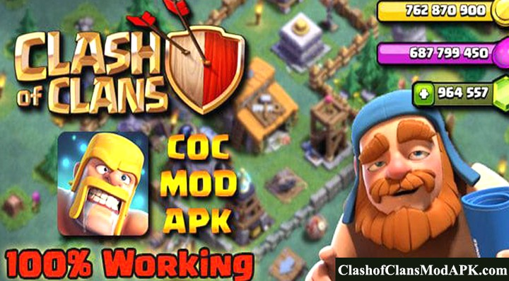 Download Clash Of Clans Mod APK + Obb for Android (unlimited Everything  Gems) - Phones - Nigeria