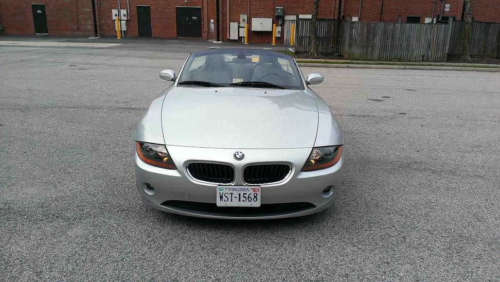 Sparkling 2005 Bmw Z4 3 0i Roadster Convertible Price N3 5m Autos Nigeria