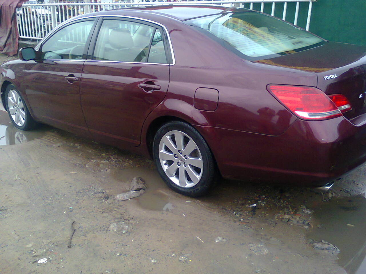2007 toyota avalon registered for sale super fresh and. Black Bedroom Furniture Sets. Home Design Ideas