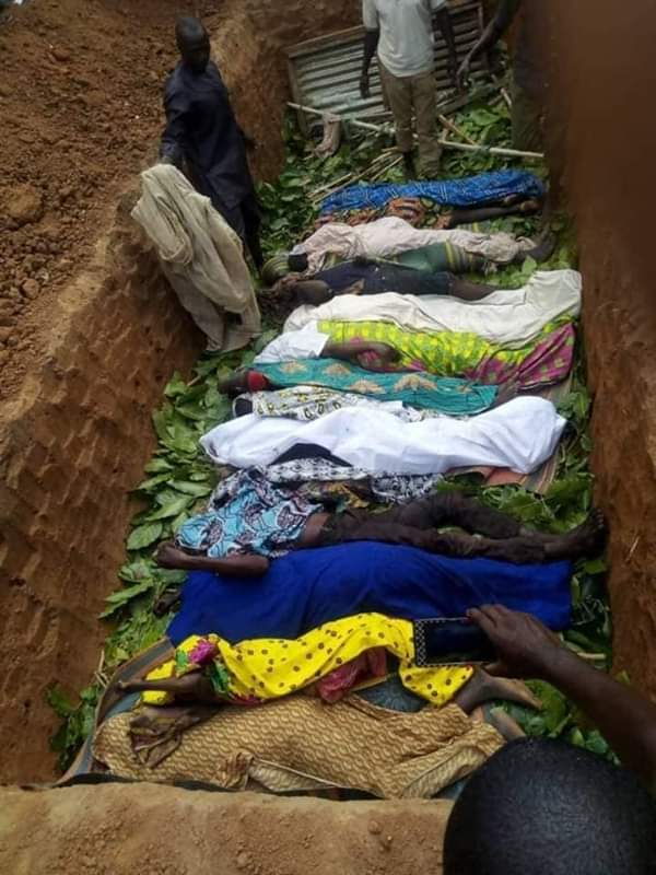 Mass Grave Dug for 17 Christian Villagers Slaughtered by Fulani Militants as Death Tolls Mounts in Nigeria 'Jihad'
