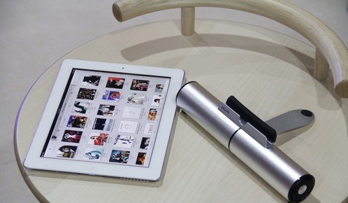 Doss Apache Bluetooth Speakers And Stand 2-in-1 For Ipad