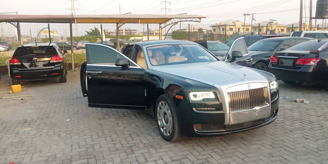Rolls Royce Ghost. Available For Sale - Autos - Nigeria