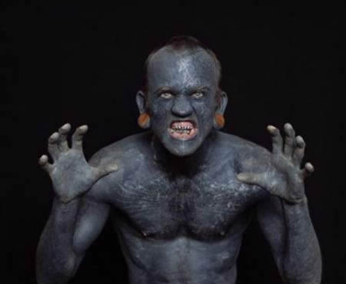 Meet The World's Most Tattooed Man - Entertainment - Nigeria