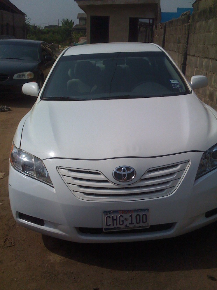 2008 toyota camry unbelievable price autos nigeria. Black Bedroom Furniture Sets. Home Design Ideas