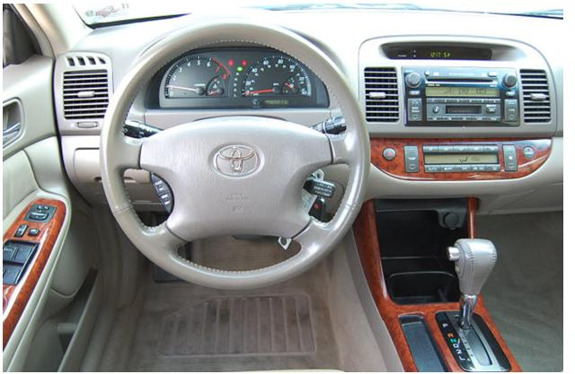2002 Toyota Camry Xle Clean Enroute To Naija From Usa