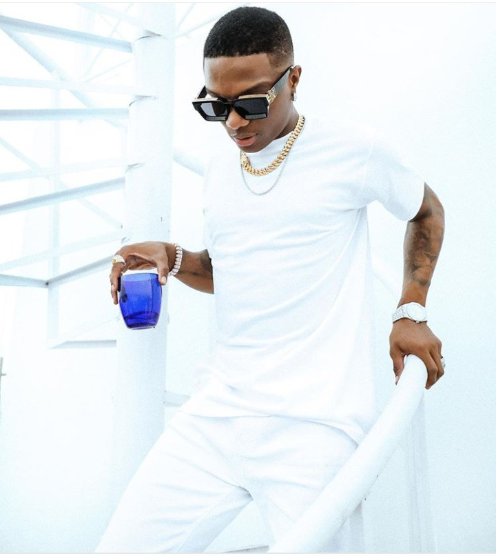 ABOUT Wizkid Celebrates His 30th Birthday Review On NJW