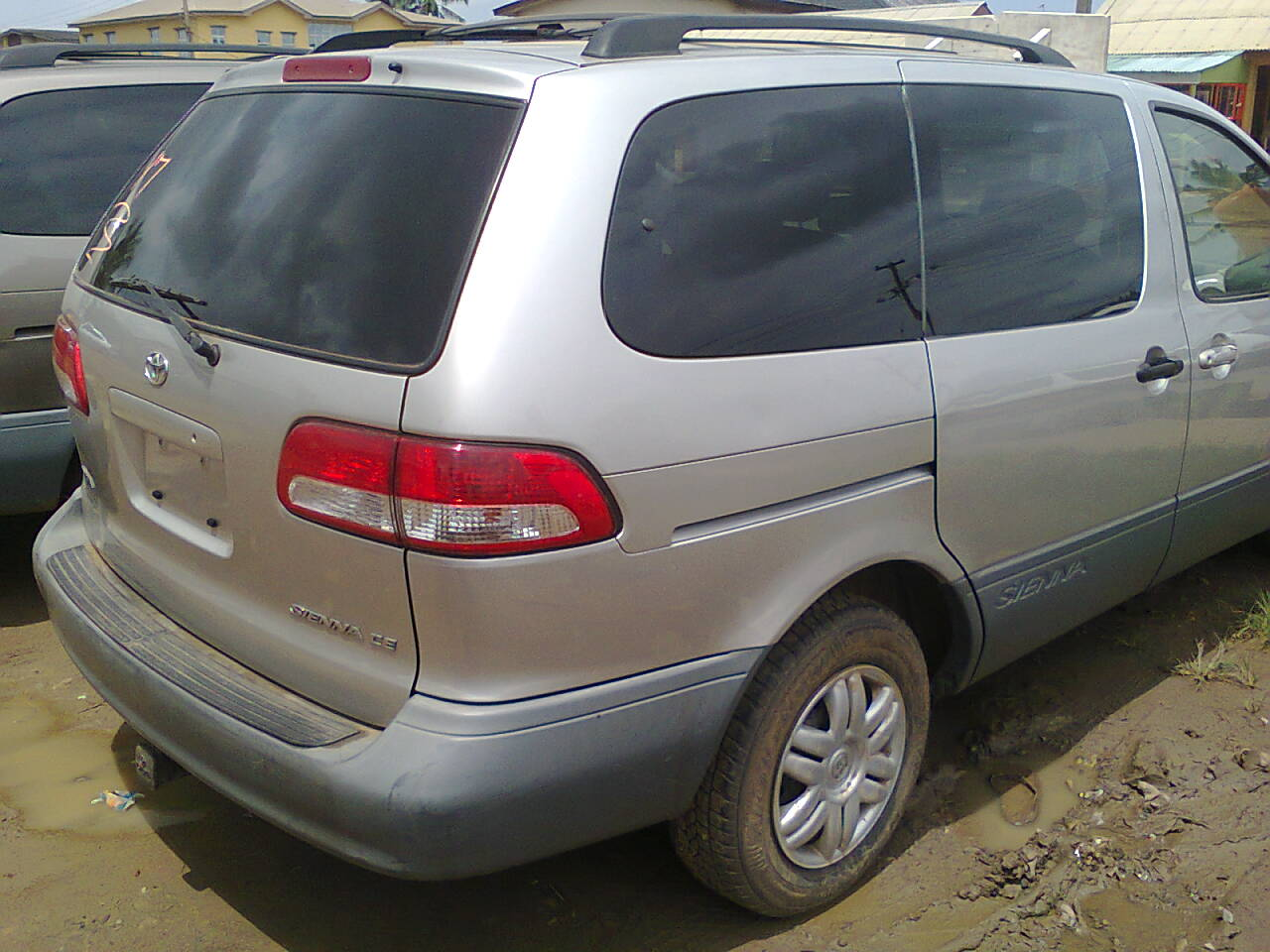 2002 toyota sienna tokunbo for sale super cheap and clean autos nigeria. Black Bedroom Furniture Sets. Home Design Ideas