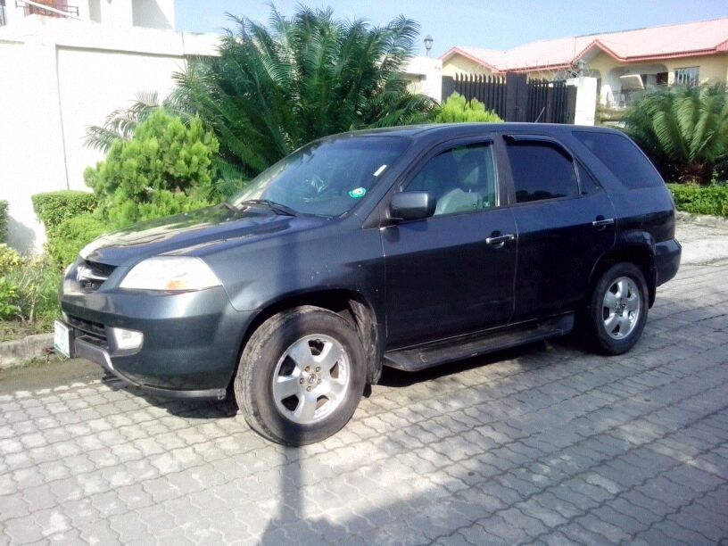 2003 acura mdx for sale autos nigeria. Black Bedroom Furniture Sets. Home Design Ideas