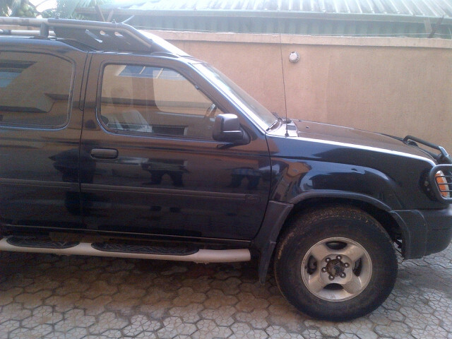 Sold Sold 2001 Nissan Xterra Jeep 4 Sale Naija Used