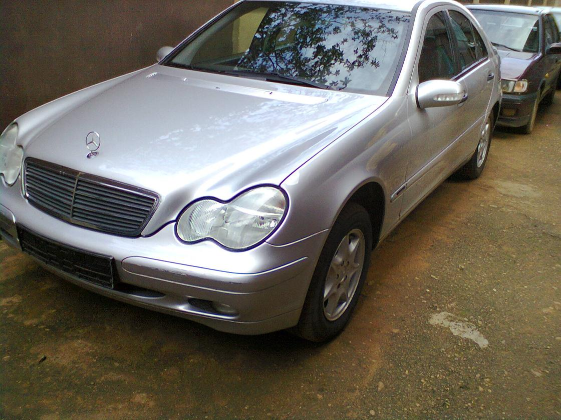 2005 mercedes benz c200 kompressor autos nigeria. Black Bedroom Furniture Sets. Home Design Ideas