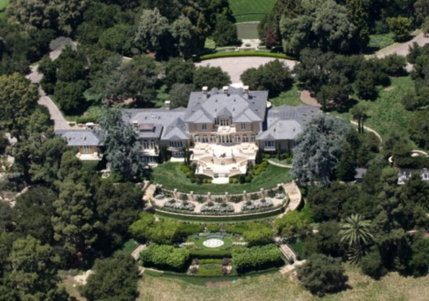 Photo Of The Day : Home Of Oprah Winfrey - Celebrities ...