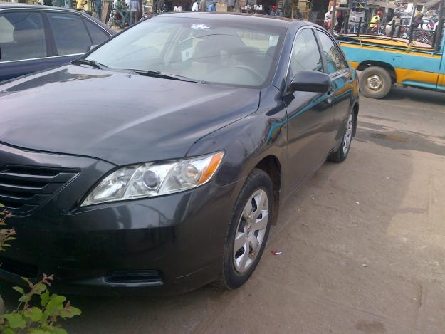 2008 tokunbo toyota camry le contact 08134967658 autos nigeria. Black Bedroom Furniture Sets. Home Design Ideas