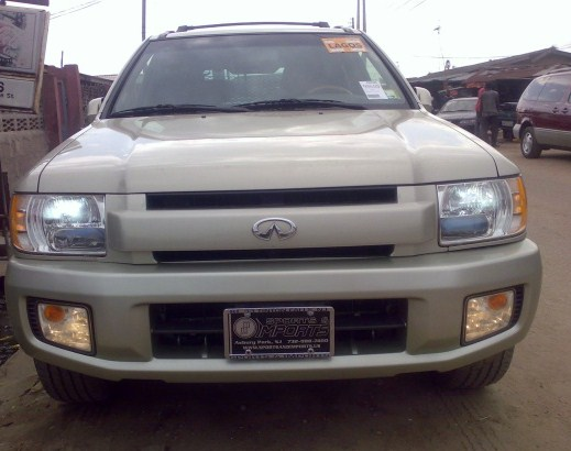 2002 infiniti qx4 for sale autos nigeria. Black Bedroom Furniture Sets. Home Design Ideas