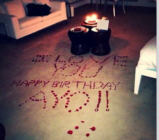 Wizkid Got The Best Birthday Gift From His Girlfriend Tania Omotayo Today Kemifilani 2013 07 Wowza See Omotayos