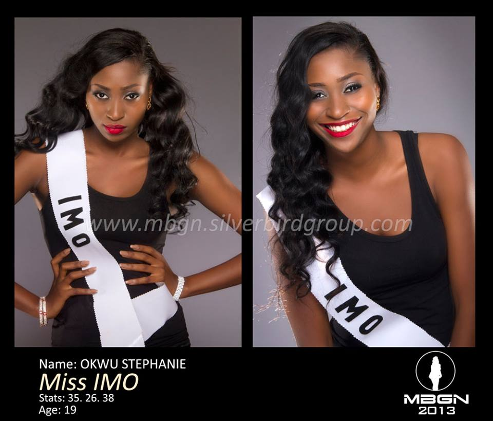 Let's make Stephanie Okwu MBGN she's a true african queen
