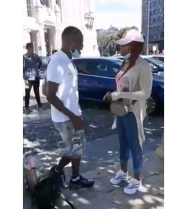 Lady Rejects Marriage Proposal Because Lover Refused To Kneel Down 1