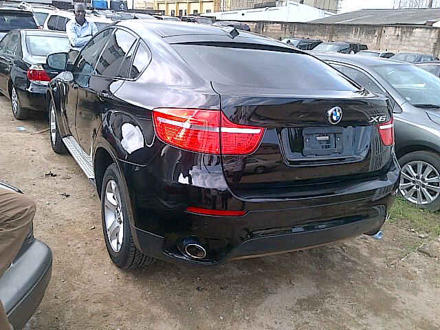 Sold Tokunbo 2009 Bmw X6 5 7m For Sale 08023295044 Bb