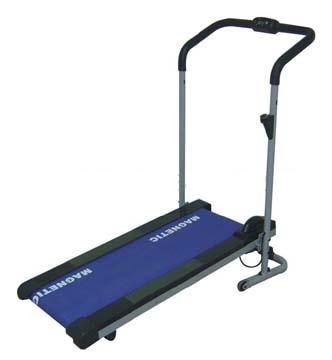 Brand New Magnetic Manual Non Electrical Treadmill