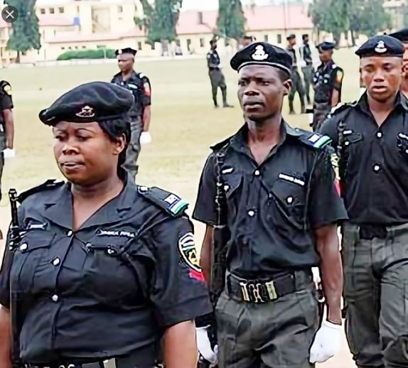 Police Recruitment: 15,000 Apply For 140 Slots In Gombe 1