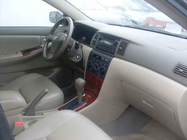 2005 Toyota Corolla Le >> 2005 Model Toyota Corolla,leather Seats - Autos - Nigeria