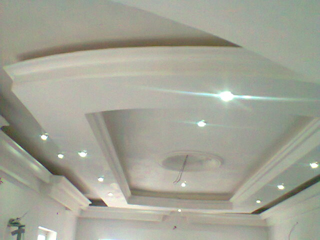 Contact us for your pop ceiling designs wall screeding intrior extriors adverts nigeria for Pop design for home ceiling pop