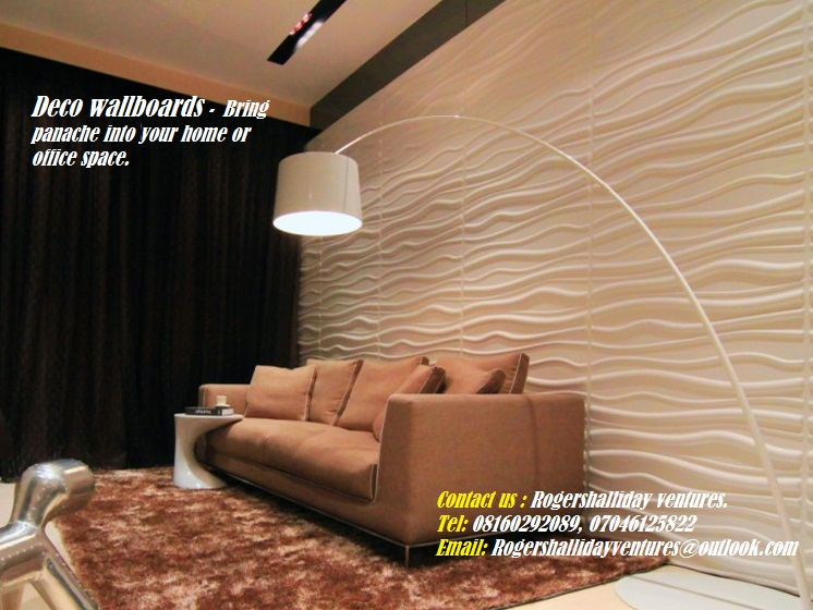 3d wallpaper for your home or office properties nigeria for Home wallpaper nigeria