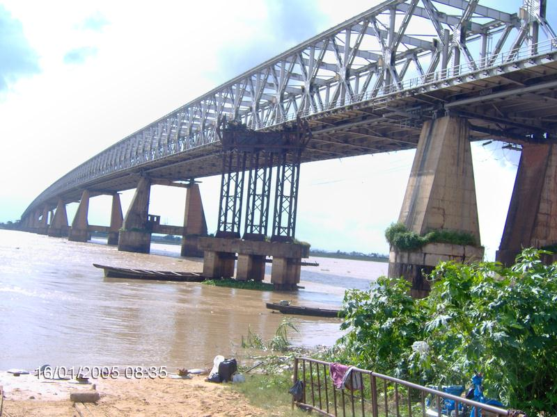 Image result for The River Nigeria Bridge