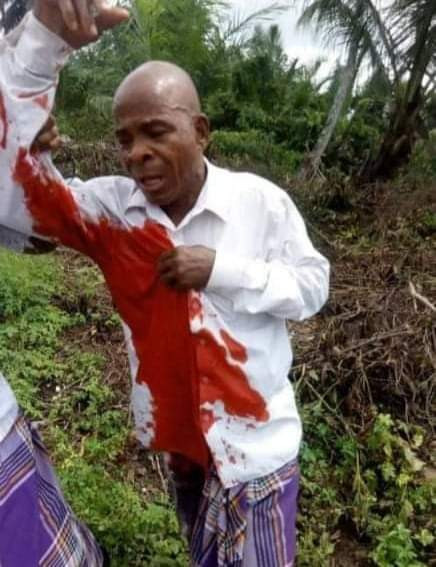 Gunmen Storm Burial Ceremony In Rivers, Abduct Several, Injure Others (photos) 2