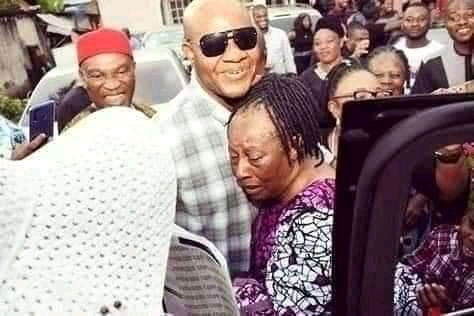 Patience Ozokwo Receives A Car Gift On Her 62nd Birthday (Photos) 4