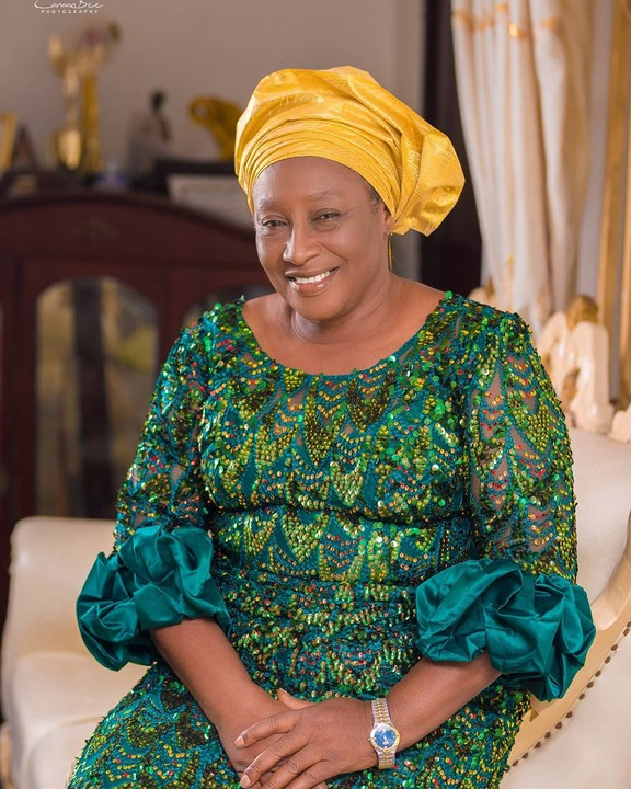 Patience Ozokwo Receives A Car Gift On Her 62nd Birthday (Photos) 5