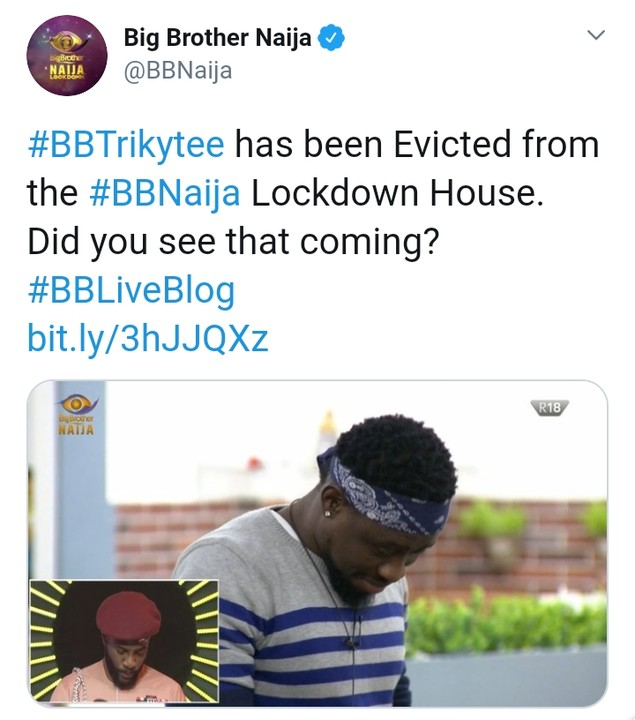 Topics tagged under bbnaija on Waphub:- Entertainment | Webmaster Hub 12371856_cymera20200920192645_jpeg2872cfcc702bd17716c368d9c889e7b3
