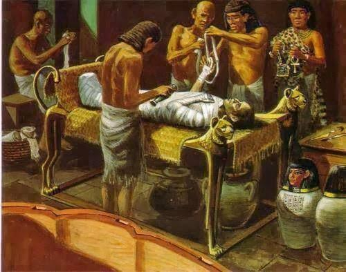 How The Ancient Egyptians Mummifed Their Dead For Afterlife