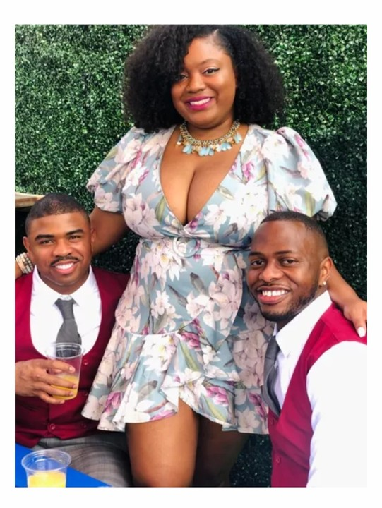 Woman Flaunts Her 2 Husbands, Says 'Marrying 2 Men Is Greater Than Marrying One' 3