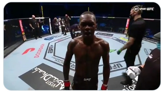 Israel Adesanya Brags In Yoruba To Celebrate His Win Against Paulo Costa 12411906_screenshot20200927092905_jpege406dc101136f2df02dd840456b69993