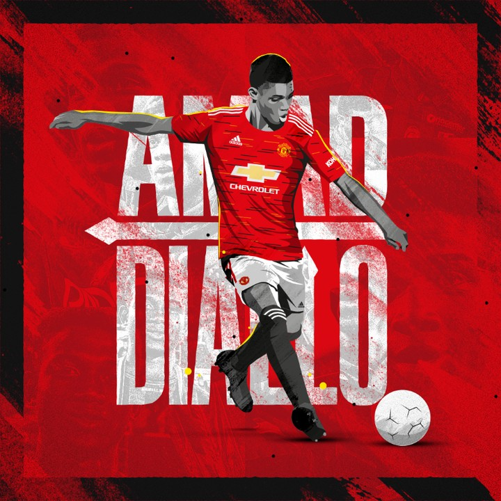 Amad Diallo To Join Manchester United In January - Sports ...