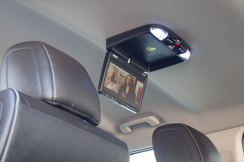 F150 For Sale >> Car Roof Mount DVD Player With Game Controller - Autos ...