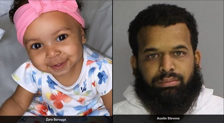 10-Month-Old Girl Dies After Being Raped By Her Father In US (Photos) 2