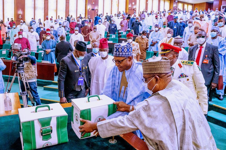 The 2021 Budget Estimates For Statutory Transfers Released By FG 2