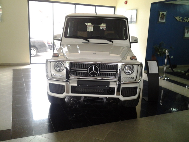 A Brand New 2013 Mercedes Benz G65 Amg For Sale Autos