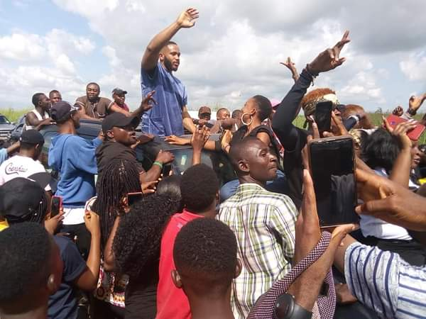 BBNaija: Benue People Welcome Kiddwaya In Style (Photos, Video) 3