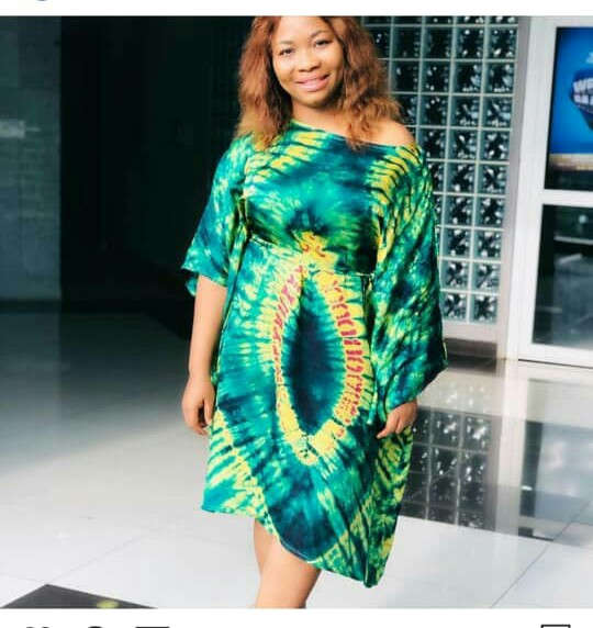 Adire Boubou For The Trendy Chic... - Fashion - Nigeria