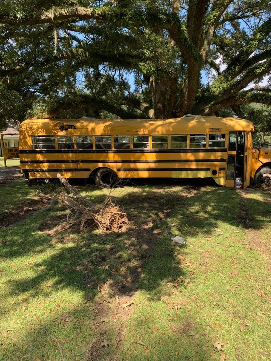 11-Year-Old Boy Steals School Bus, Crashes It During Chase By Police In US