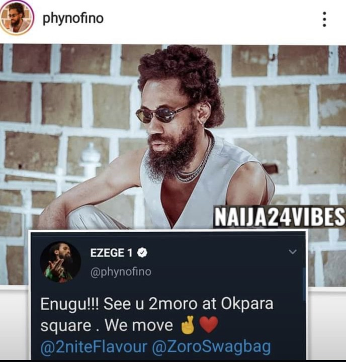 EndSARS: Phyno To Lead Protest In Enugu Tomorrow 12501983_f50631a5aa7a421c8cde66bbabb43e2b_jpeg_jpeg279a281aa4d4c8b5b8102d2937c5ff8e