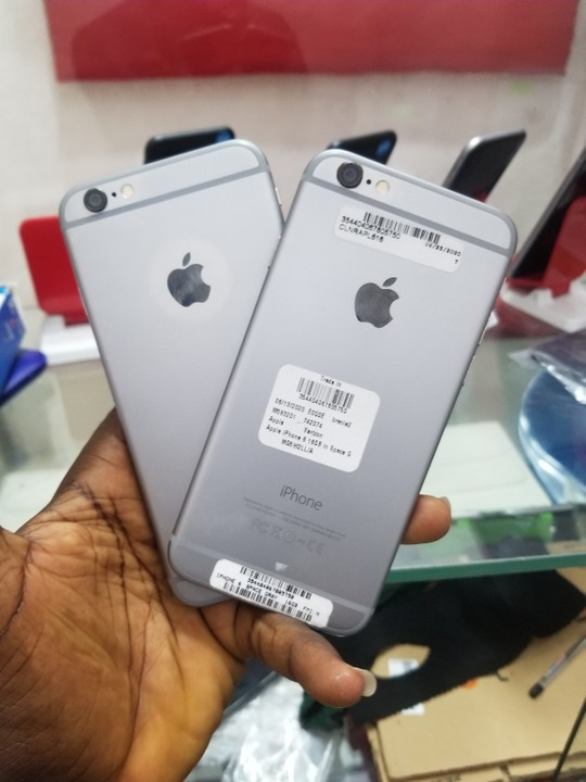UK Used Iphone 6 Grade A Cheap Prices - Technology Market ...