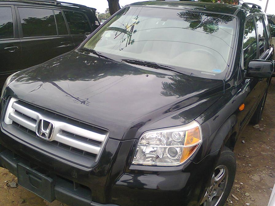 2006 honda pilot tokunbo for sale super cheap and clean autos nigeria. Black Bedroom Furniture Sets. Home Design Ideas