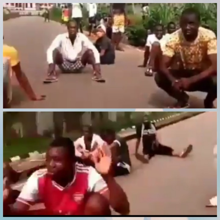 Looters Beg Soldiers To Let Them Loot Peacefully 3