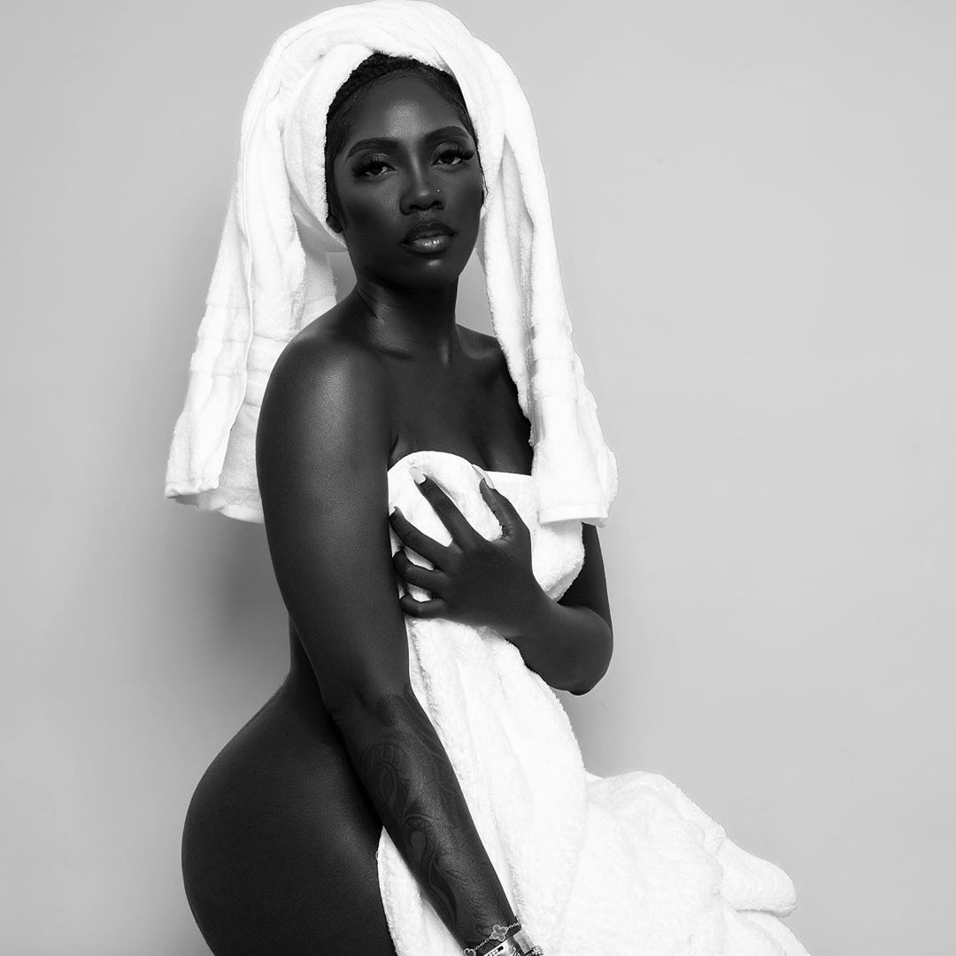 Tiwa Savage Breaks the Internet with New Nude Photo-shoot