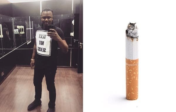Dr Sid Celebrates Not Smoking For 2 Years 1