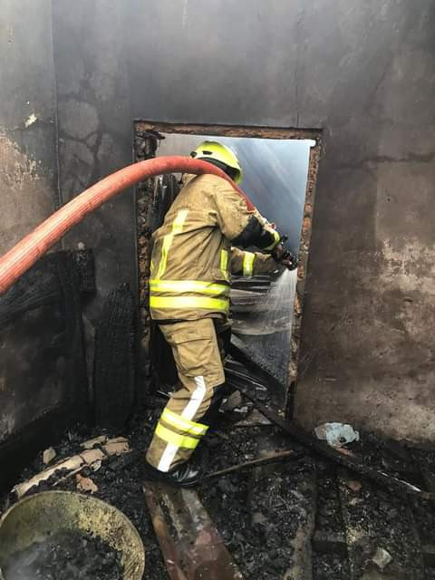 Hoodlums Attack Ologede Market In Oyo, Loot And Set Shops Ablaze 3