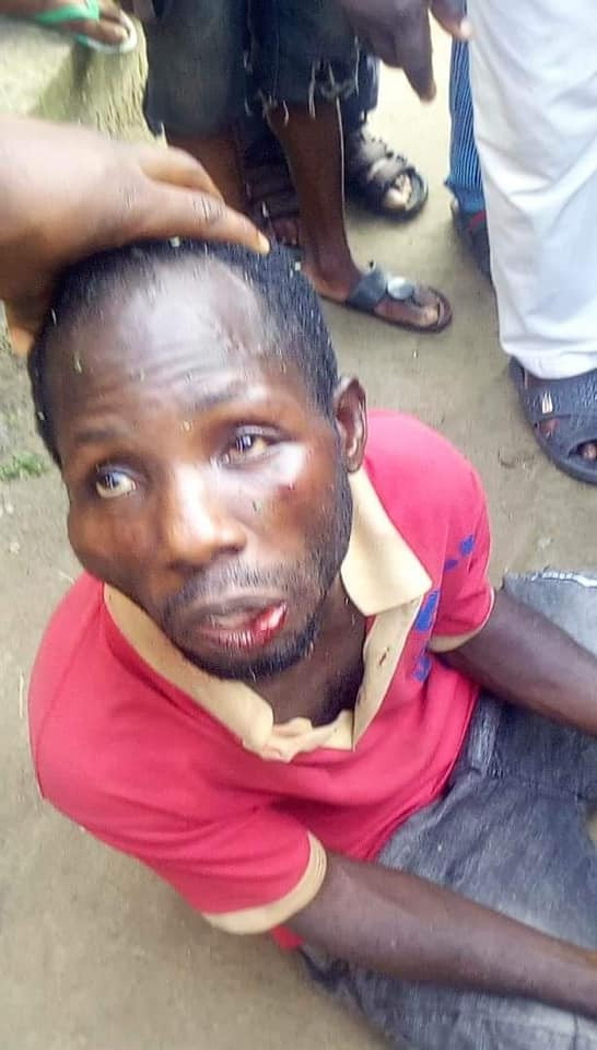 Man in Rivers Caught Making Incantations At A Cemetery